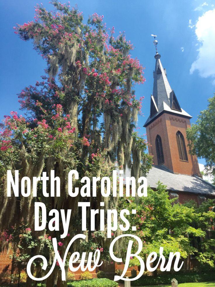 Blog about New Bern, North Carolina