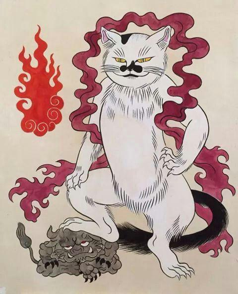 石黒亜矢子、「猫火車の親分」