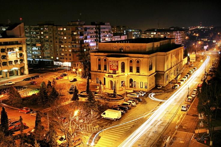Mihai Eminescu Theatre , Botosani , BT , Romania