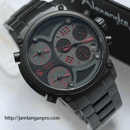 Produk Jam tangan alexandre christieAC6340 black. Jika anda tengah mencari jam tangan dengan penampilan yang elegan, formal, dan stylish dengan bahan material yang berkualitas, model yang update, teknologi jam nya juga terus berkembang.Harga jam tangan alexandre christieAC6340 black ini Rp 1.125.000,-Rangka jam tangan berbahan solid stainless steel anti karat dan kelupasWarna gold pada rangka dan tali jam tangan tidak mengelupas karena pemaka