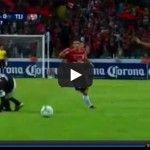Video del resumen y goles entre los Rojinegros del Atlas vs Xolos de Tijuana partido que corresponde a la Jornada 9 de la Liga MX Clausura 2013.    Marcador final: Atlas 1-0 Tijuana.    Los Goles:  1 – 0 Omar Bravo al minuto 3′