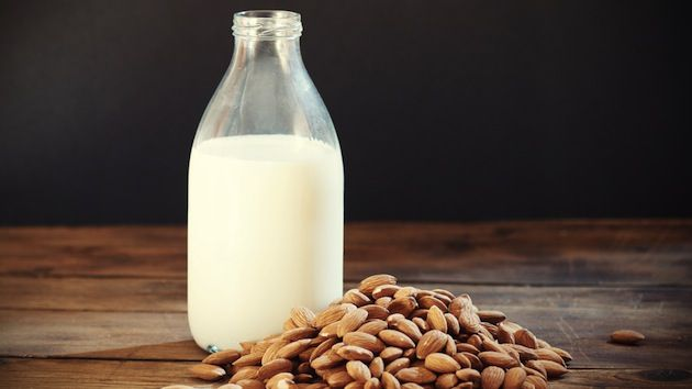 "Lay Off the Almond Milk, You Ignorant Hipsters ""Given that it takes 1.1 gallons of water to grow a single almond in California, where 80 percent of the world's almonds are produced, drenching the finished product in yet more water seems insane."""