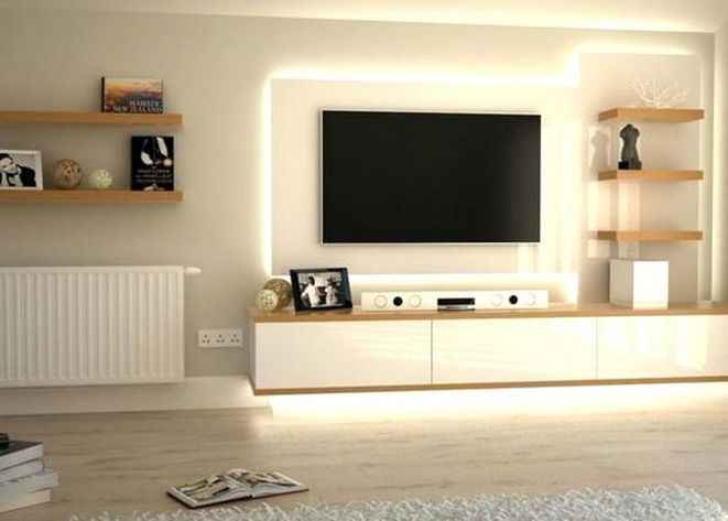 40 What You Need To Do About Wall Unit Ideas Living Room 253 Unites Murales Tv Unites Meuble Tv Mural Design
