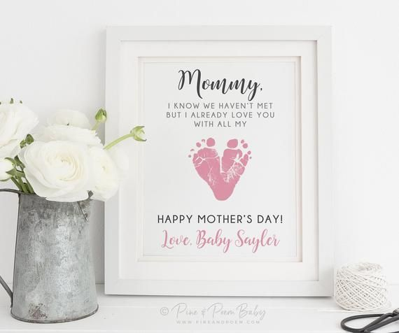 Expecting Mom Gift Mothers Day Mommy To Be Gift From Unborn Etsy Personalized Mother S Day Gifts Expecting Mom Gifts Expecting Mother Gifts
