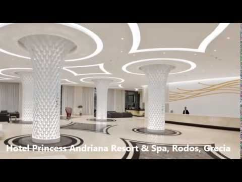 Hotel Princess Andriana Resort & Spa,  Rodos, Grecia