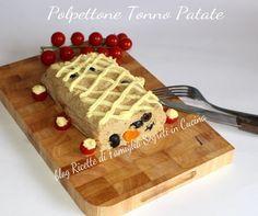 Polpettone Tonno Patate - Ricette di Famiglia Segreti in Cucina