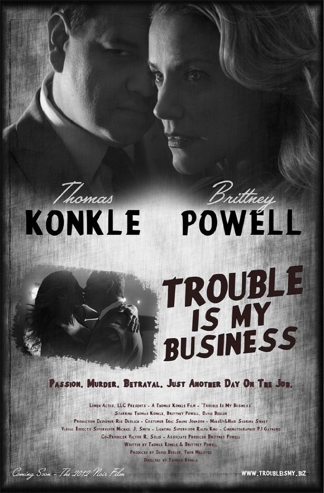 Trouble Is My Business 2013