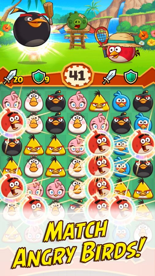 Rovio brings the pigs and birds global in match 3 title RPG 'Angry Birds Fight' - https://www.aivanet.com/2015/06/rovio-brings-the-pigs-and-birds-global-in-match-3-title-rpg-angry-birds-fight/