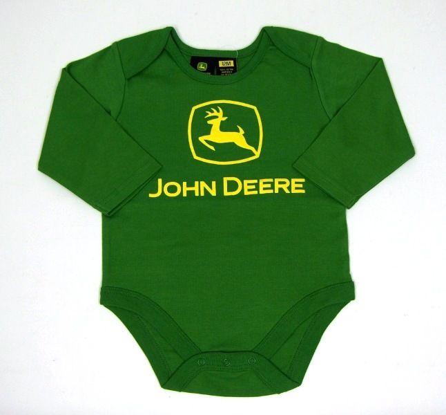 140 best kids john deere clothing images on pinterest for John deere shirts for kids