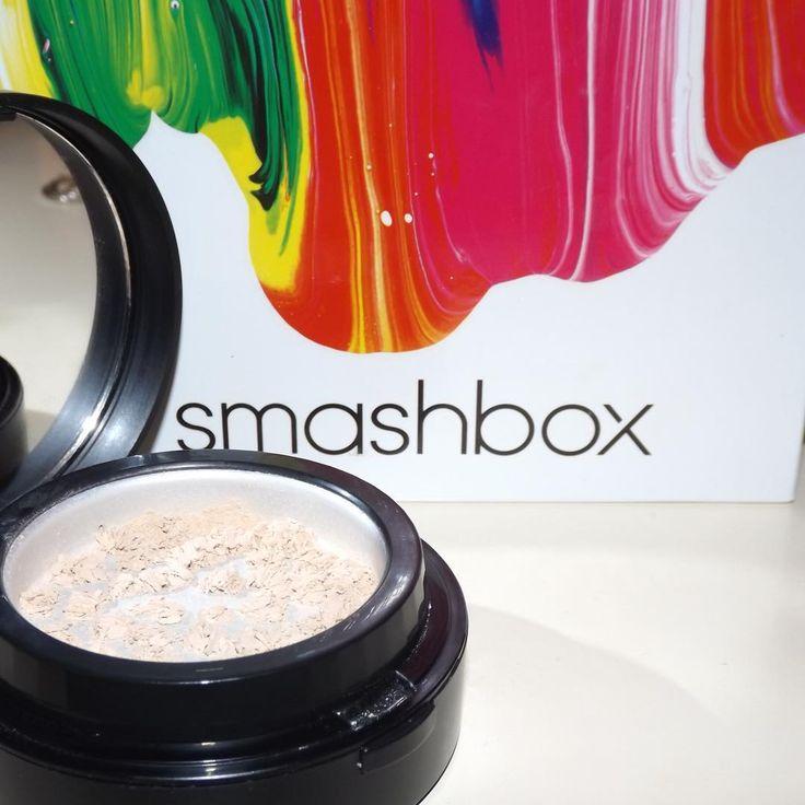 Smashbox Halo Mineral Powder