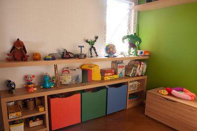 2R Arquitetura: Mobiliário para Quarto de criança