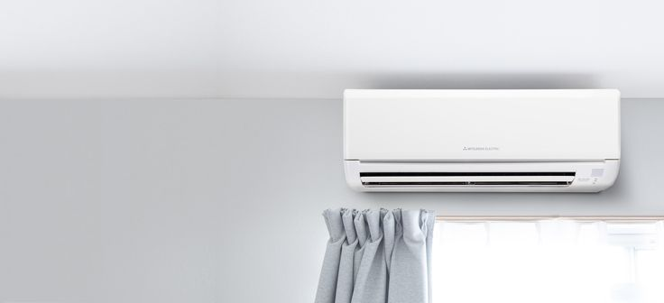 Ductless heat pump from Green Mt. Power