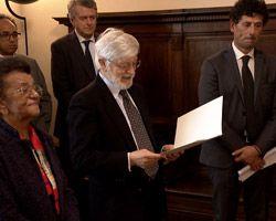 Si è presentata questo pomeriggio davanti alla Reggenza una delegazione dell'Assemblea Spirituale dei bahà'ì di San Marino per commemorare il Bicentenario della...