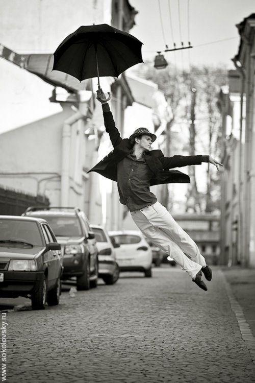 just dance.: Mary Poppins, Umbrellas, Real Life, Dancers, Singing, Black White, Saint Petersburg, Rain, Photography