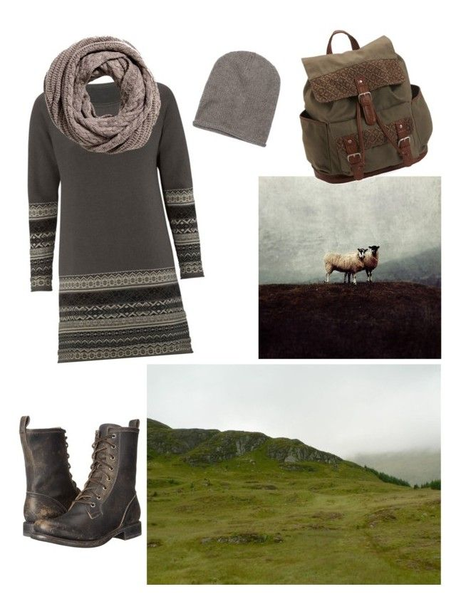 """""""Ireland"""" by gardenofroses on Polyvore featuring Frye, Lauren Manoogian, Aéropostale and country"""