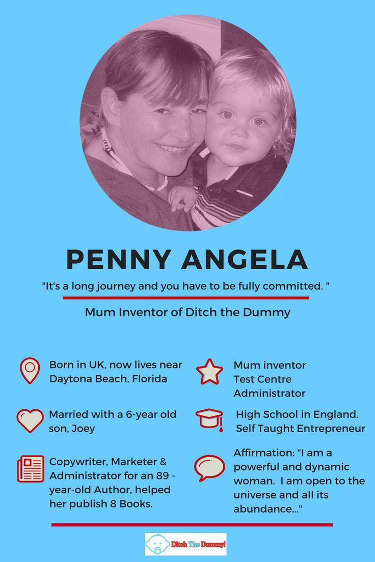 Penny Angela Mum Inventor inspiringmompreneurs