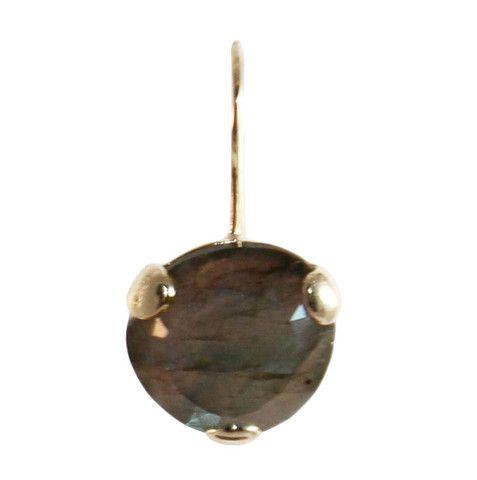LABRADORITE & SILVER EARRINGS | Buy So Pretty Jewelry online
