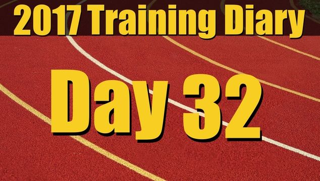 2017 Training Diary: Day 32 – 400 Meter Time Trial
