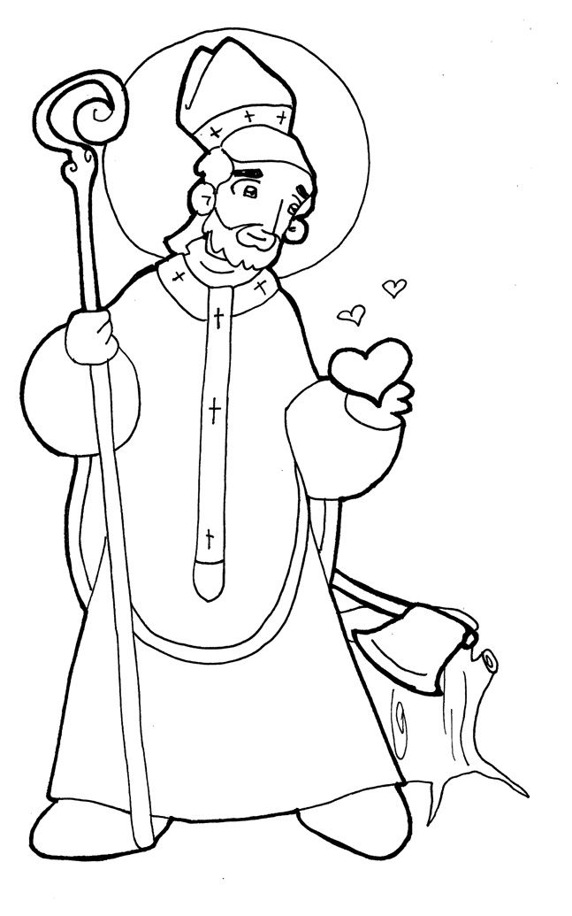 Santos Catolicos Para Colorear 49603   INTERIORDESIGN
