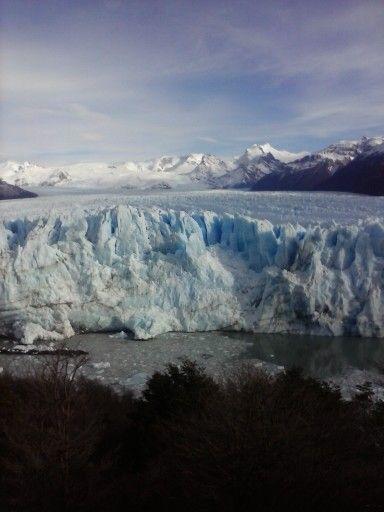 Glaciar Perito Moreno, una hermosura...