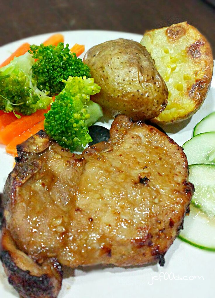 Best 25 sides for pork chops ideas on pinterest recipes with airfryer grill bbq sauce pork chop marinate pork chops for 30 minutes before cooking keep in sealed bag before placing into fridge ccuart Image collections