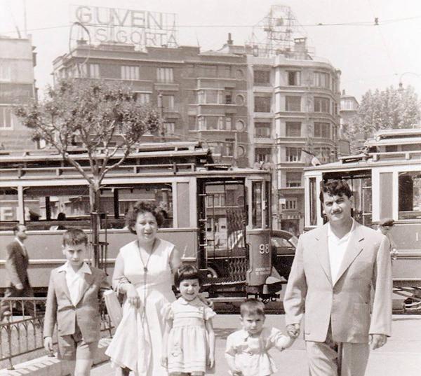 Taksim, 1950'ler