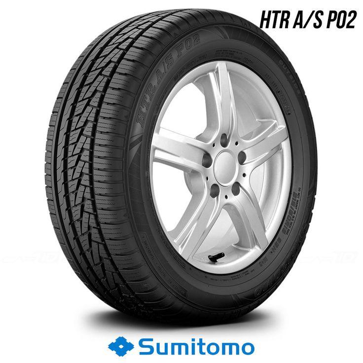 Sumitomo HTR A/S P02 215/60R16 99V BW 215 60 16 2156016 65K Warrranty