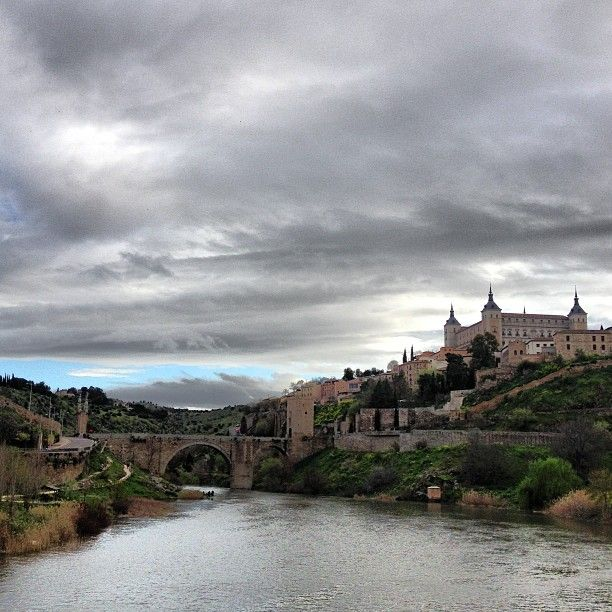 Toledo: one of my favorite cities in Spain. I especially enjoy visiting El Grecos house. #travel Spain #Toledo