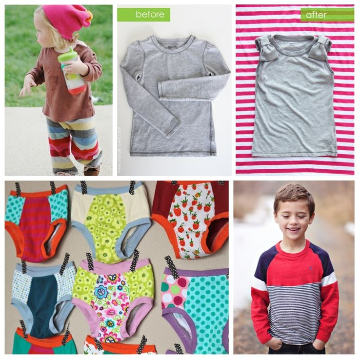 Kid's clothes resfashion