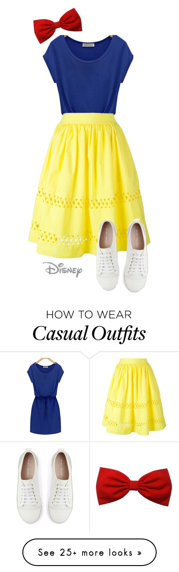 """""""Simple Snow White"""" by emma-be-awesome on Polyvore featuring Alice + Olivia and Mint Velvet"""