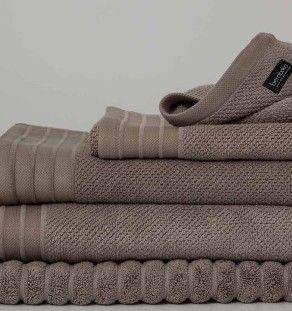 bemboka mocha bath towels