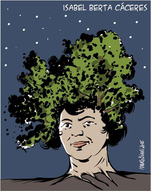 FANY - BLOG: Berta Cáceres