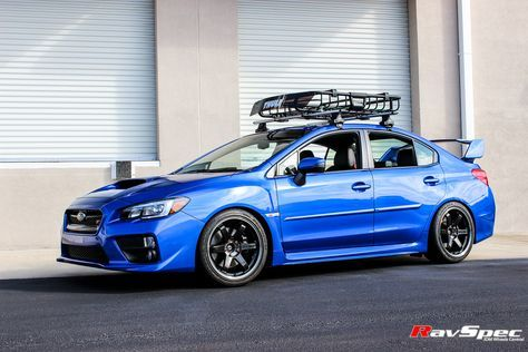 18 Inch Wheels   2015 WRX / STI Aftermarket Fitment Specs & Images