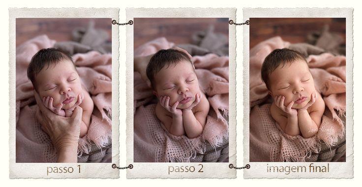 fotografia newborn_Laura Alzueta_ É importante fotografar respeitando sempre a segurança do bebe!! :)