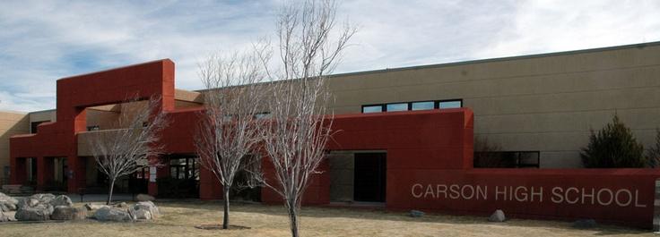 Carson high school carson city nevada this school as i