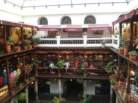 Hasta la vuelta señor_ Uno de los mejores restaurantes en Quito.