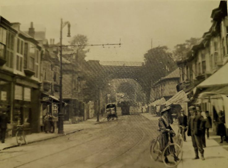 New England Road, Brighton 1903