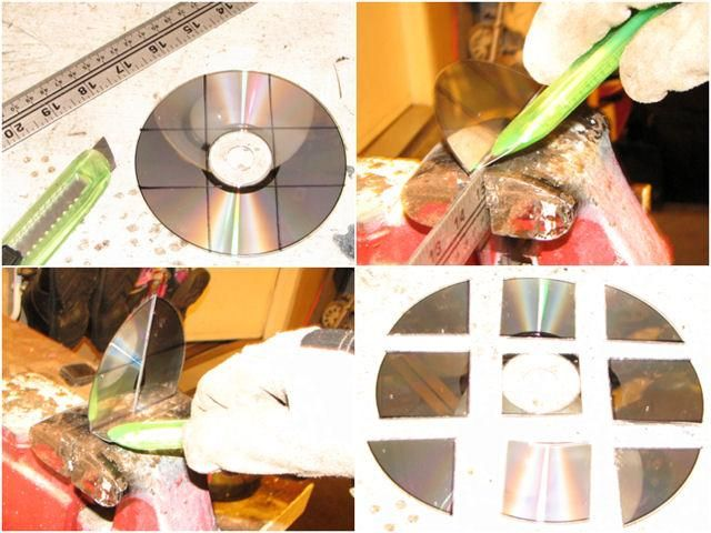 Make a Periscope with CD Mirrors