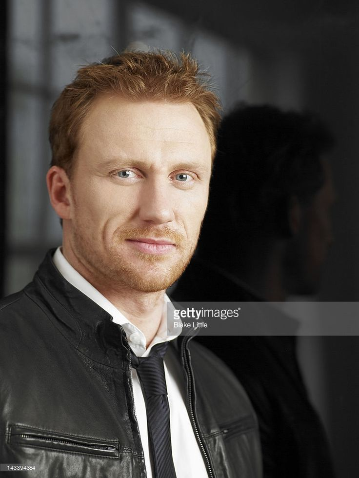 Actor Kevin McKidd is photographed for Venice Magazine on December 14, 2009 in Los Angeles, California.