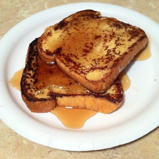 Buttermilk French Toast - I think I will make this tomorrow morning. I have some buttermilk that I need use up.