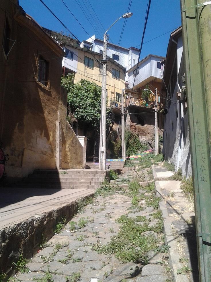 Paseo por cerro Mariposa y Monjas #Valparaíso #Valpo
