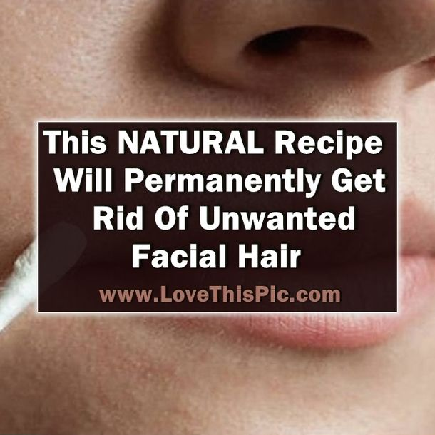 1000 Ideas About Permanent Facial Hair Removal On