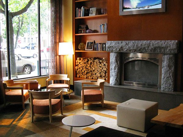 andra seattle lobby | Hotel Andra - best Seattle hotels downtown