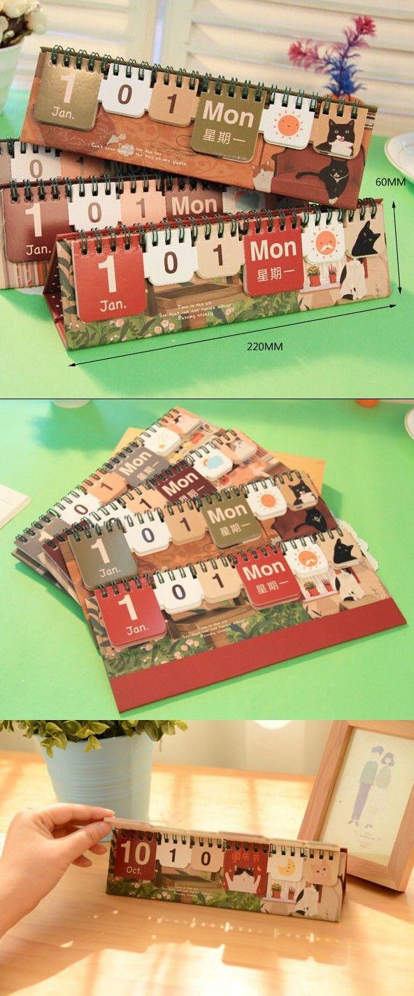 12pcs/lot Christmas Advent Calendar 2016 New Desk Paper Calendario Fairy Tale Style Gift Ideas Calendario Navidad Home Decor $50.49