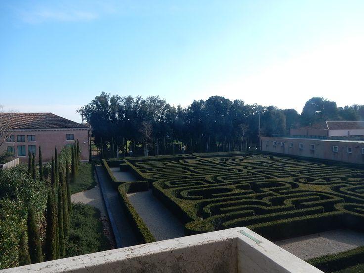 San Giorgio 16 (Fondazione Cini - Biblioteca Labirinto Borges)