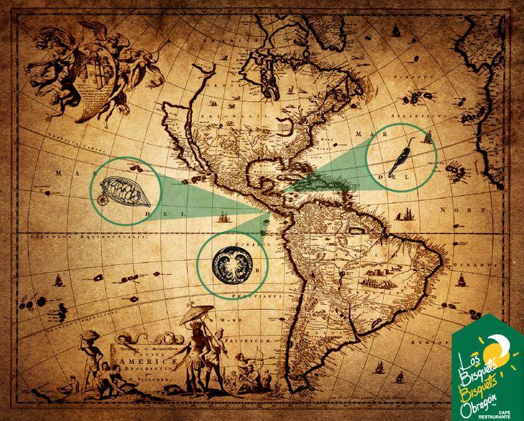 Hasta hace 500 años, nadie fuera de nuestro continente había probado el cacao, los chiles ni el jitomate. Oaxaca fue el mayor exportador del mundo de estos productos. #SabíasQue #LBBO #BisquetsObregón #México