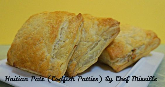 Codfish Pattie