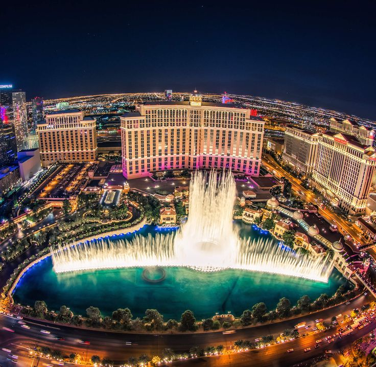 The 10 Most Over-the-Top Casinos in the World