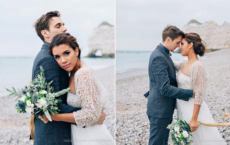 Nautical Inspiration Wedding Normany Kasia Bacq-42