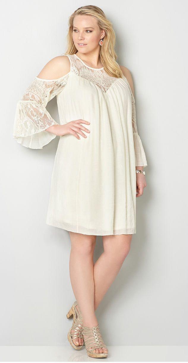 Plus Size Boho Dress